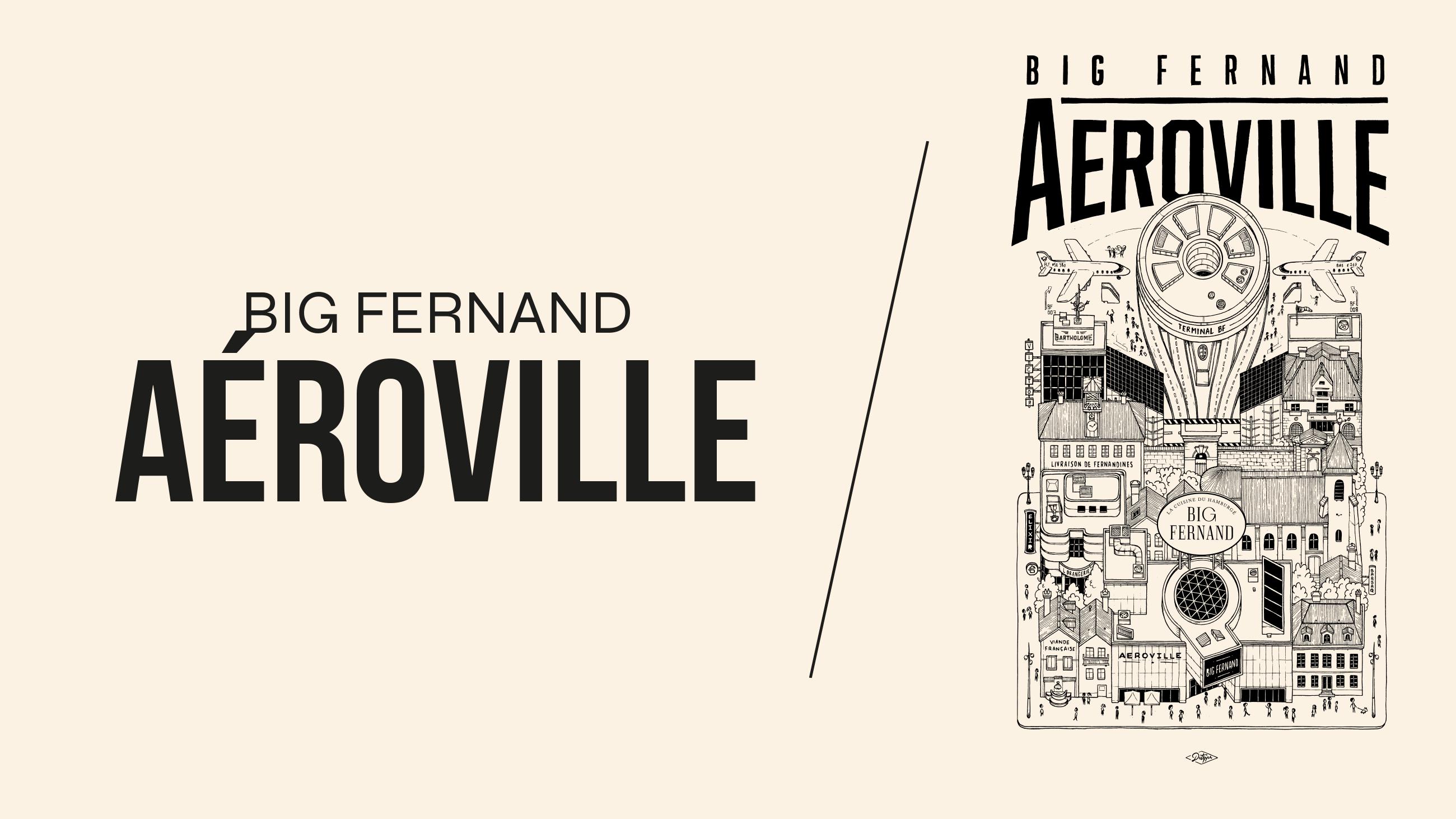 AÉROVILLE : ON A DÉCOLLÉ !