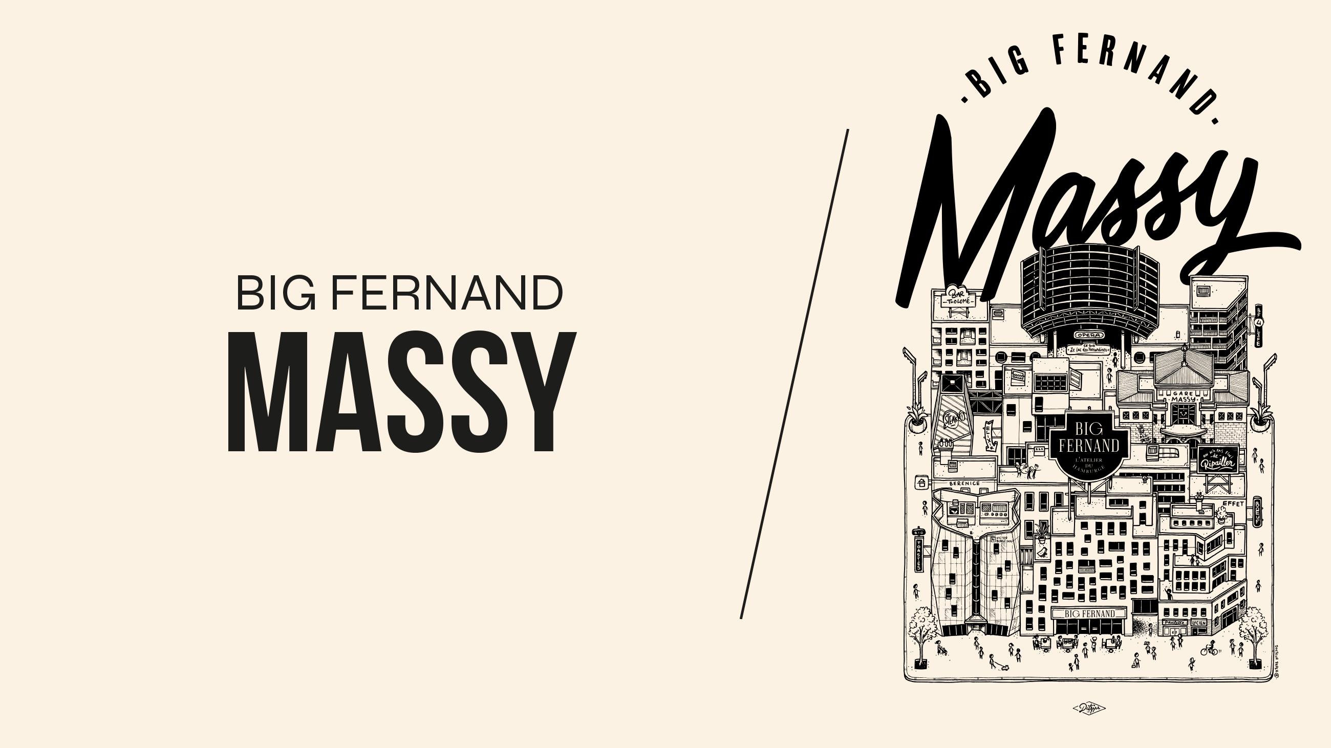 PROCHAIN ARRÊT : LE NOUVEAU QUARTIER DE MASSY !