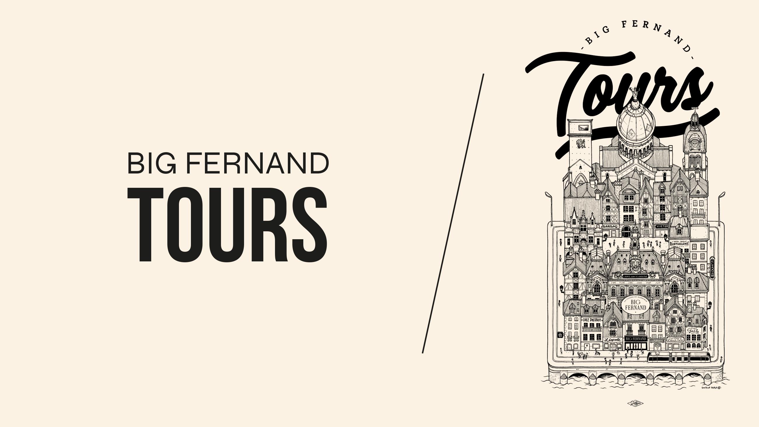 VOUS PASSEZ FAIRE UN TOURS À BIG FERNAND ?