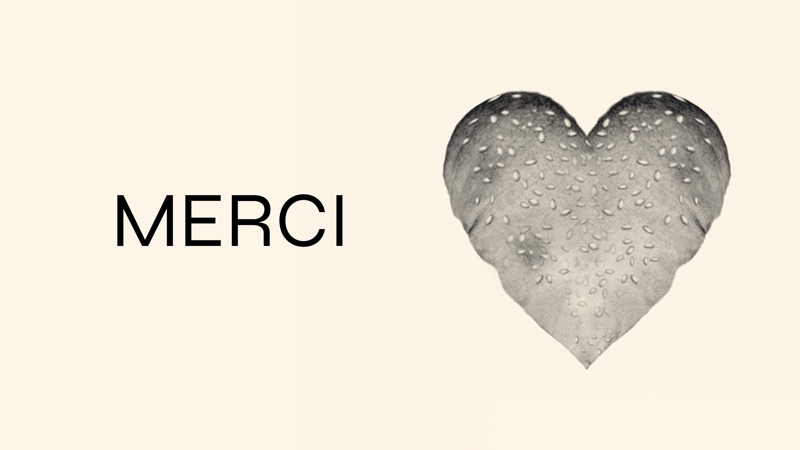 MERCI <3